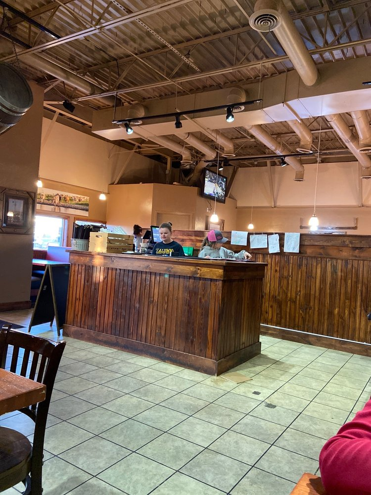 Wilson's Countryside Kitchen: 605 US-270, Woodward, OK