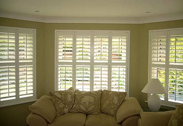 Have Big Windows You Need Covered These Bi Fold