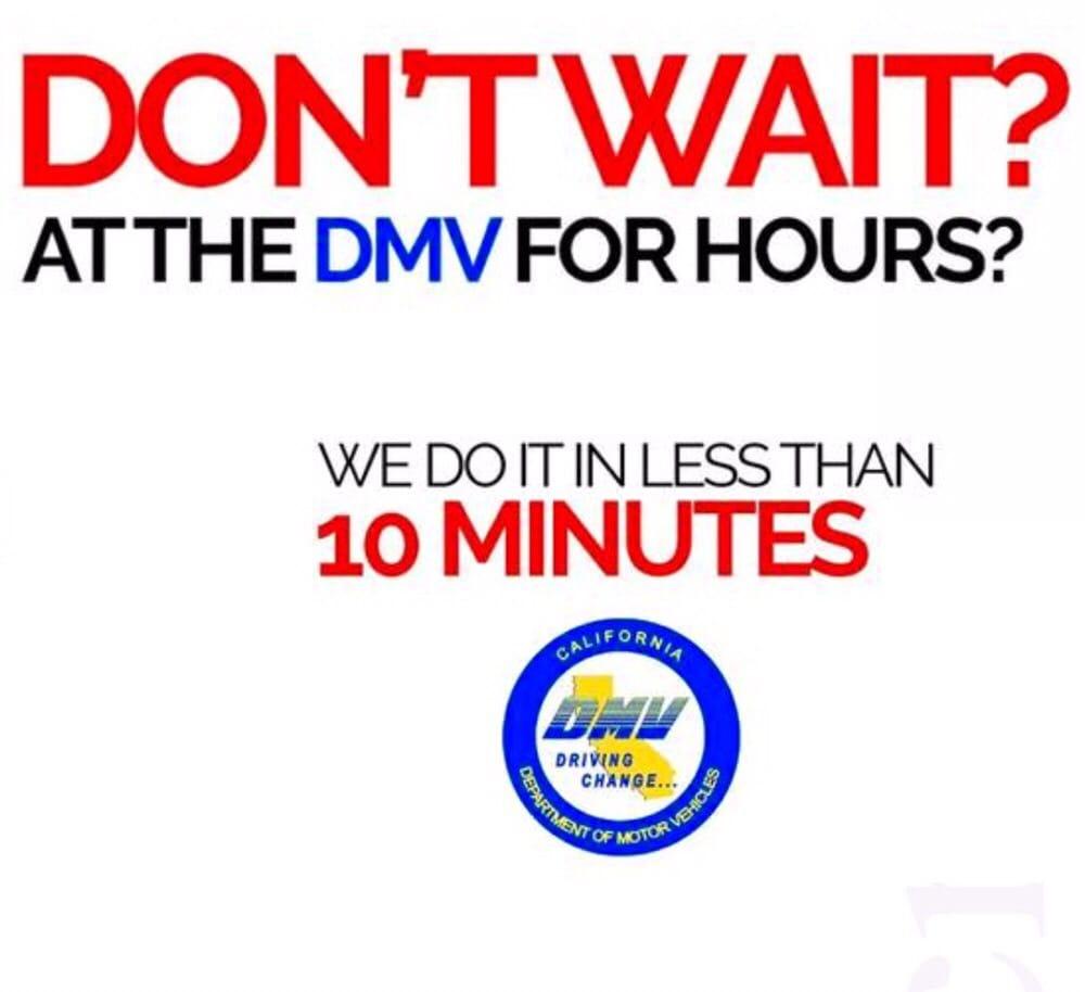 DMV Services INSTAN Registration Renewal, Transfer Title ...