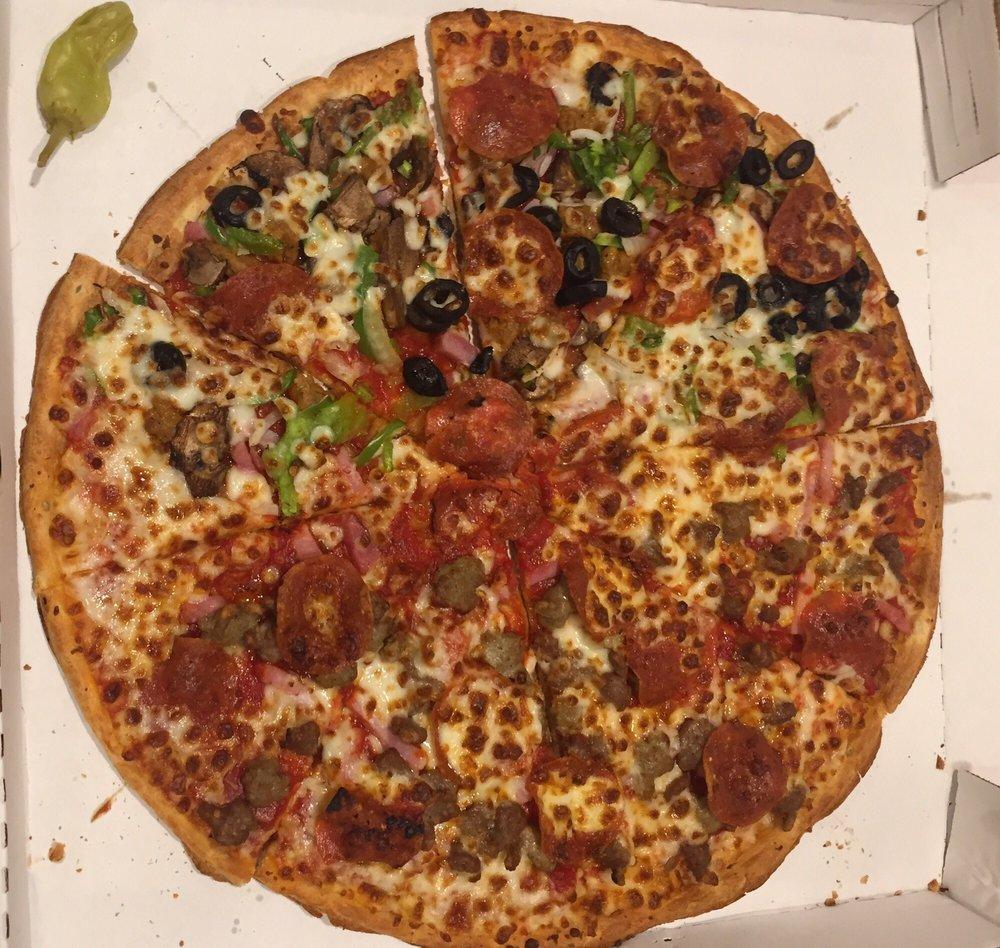 Papa John S Pizza Pizza 601 S Dixie Fwy New Smyrna Beach Fl Restaurant Reviews Phone