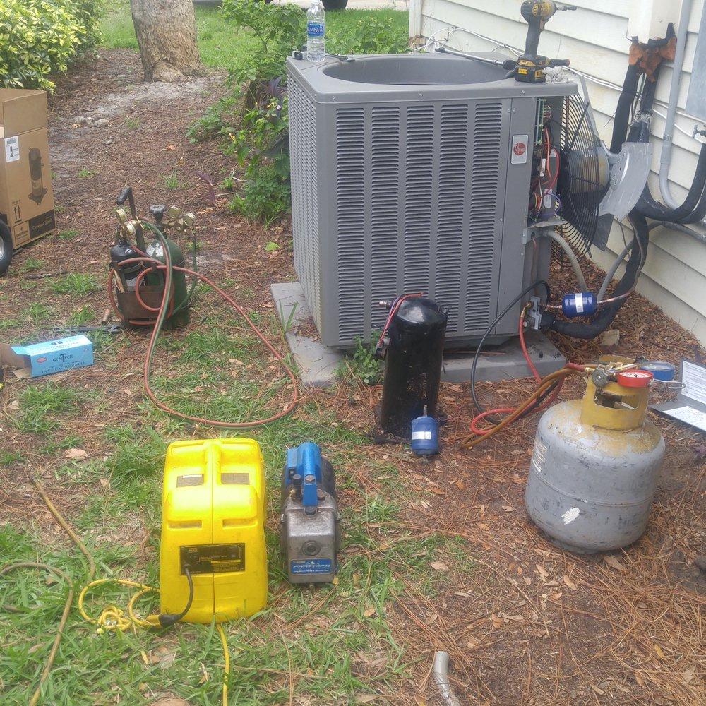 Yoakum Air Conditioning: 18119 Rolls Royce Pl, Spring Hill, FL