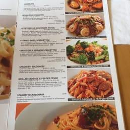 California Pizza Kitchen Menu photos for california pizza kitchen | menu - yelp