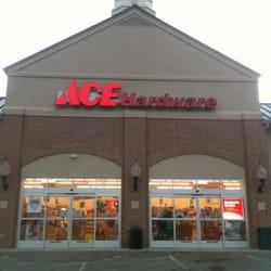 Ace Hardware Of Independence Hardware Stores 2136 Declaration Dr