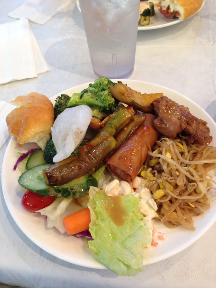 Weekend lunch buffet yelp for Asian cuisine ocean view nj