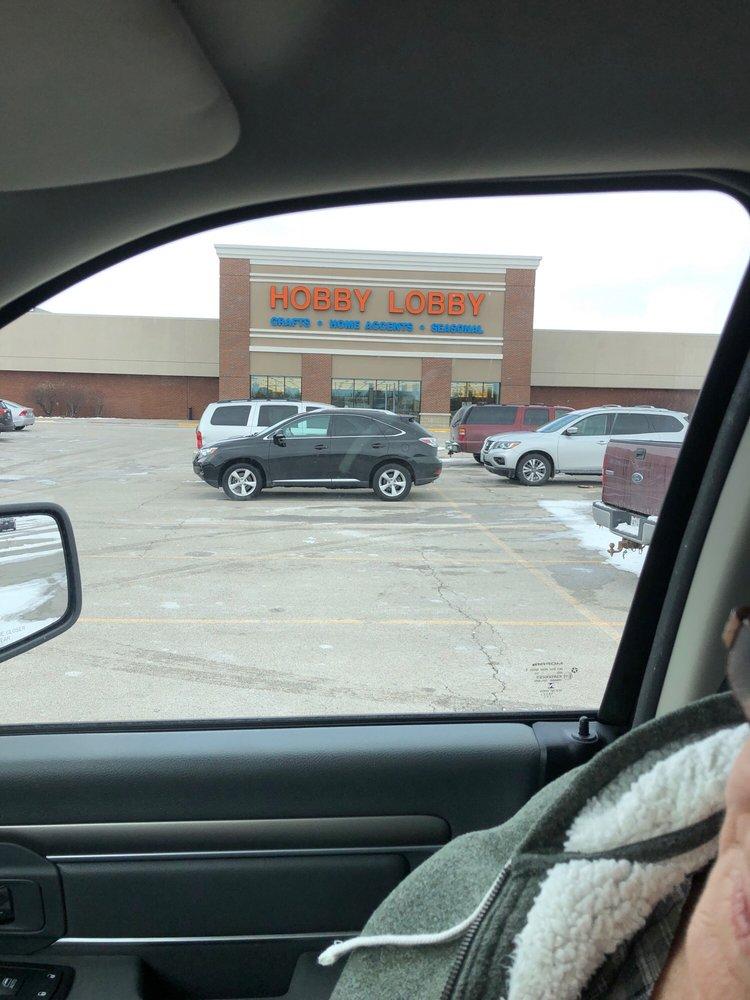 Hobby Lobby: 1146 Hickory Point Mall, Forsyth, IL