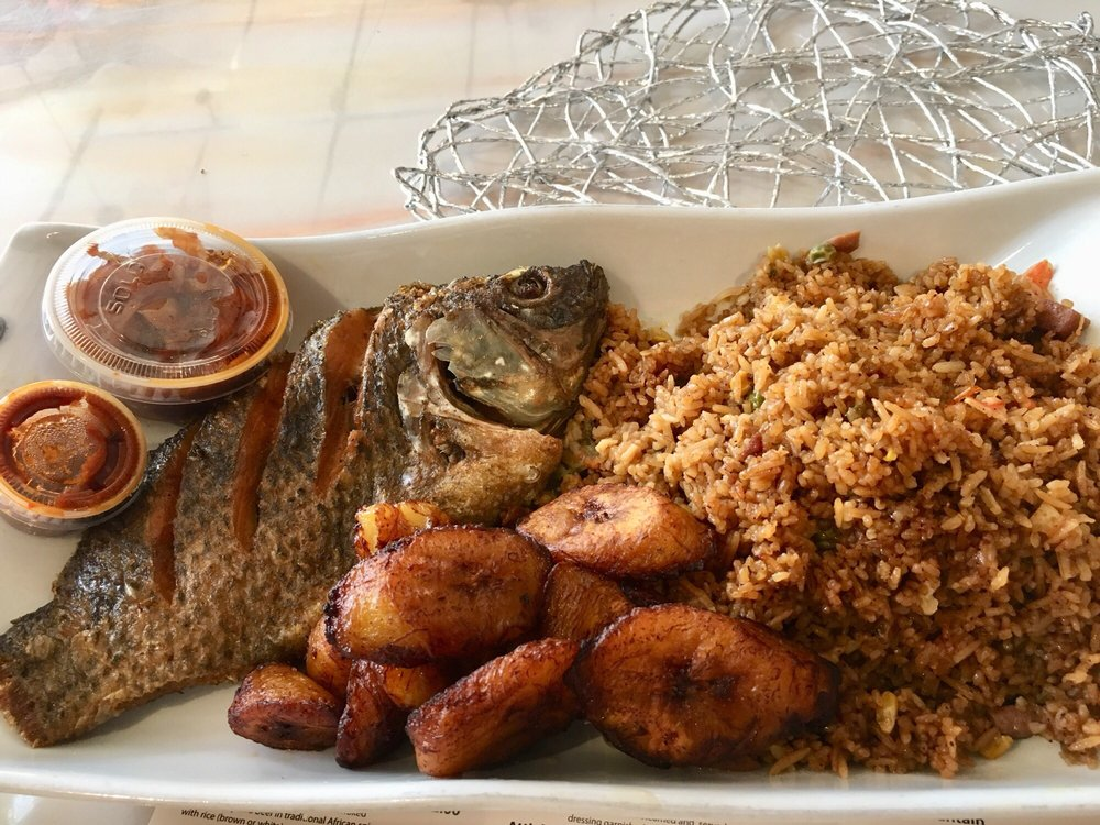 Le Mandingue African Restaurant: 6620 Woodland Ave, Philadelphia, PA