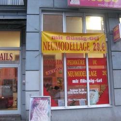 Jennifer Nails - Nagelstudio - Potsdamer Str. 99 Tiergarten Berlin Deutschland ...