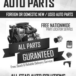 Star Auto Parts >> All Star Auto Parts 16 Photos Auto Parts Supplies 7224 Old