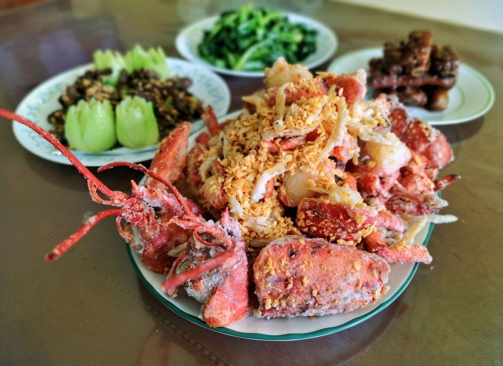 Fishman Wharf Seafood
