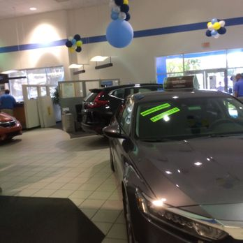 Photo Of Crown Honda   Pinellas Park, FL, United States. Nice Showroom