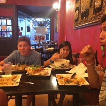 Anong s thai cuisine 96 photos 189 reviews thai for Anong thai cuisine