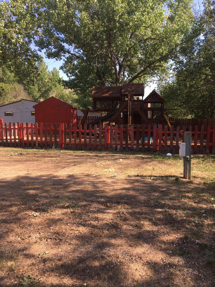 Red Trail Camp Ground: Red Trail St, Medora, ND