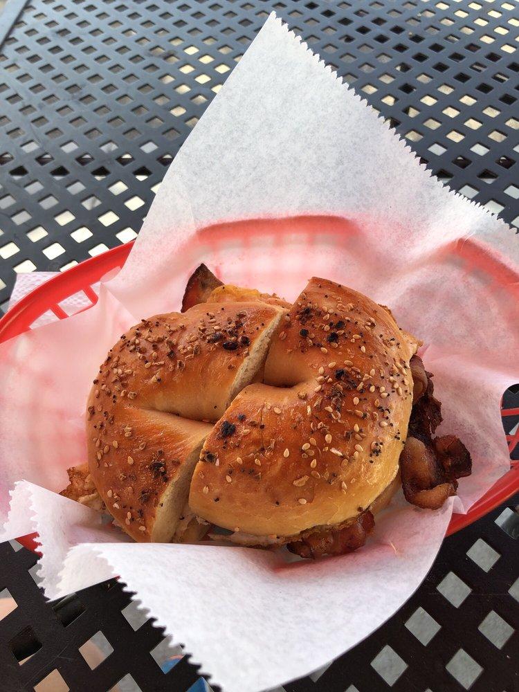 Hot Bagels & Deli # 1: 13760 W Camelback Rd, Litchfield Park, AZ