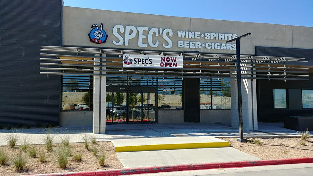 Spec's Wines, Spirits & Finer Foods: 166 Hargraves Dr, Austin, TX