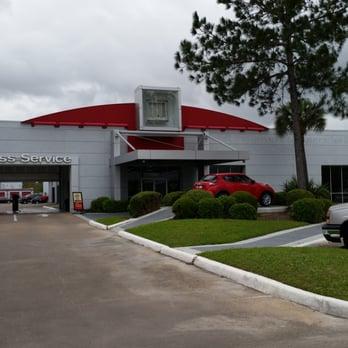 Photo Of David McDavid Nissan   Houston, TX, United States. Service Center