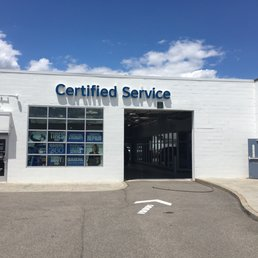 Photo Of Baierl Chevrolet Service   Wexford, PA, United States. Service  Drive
