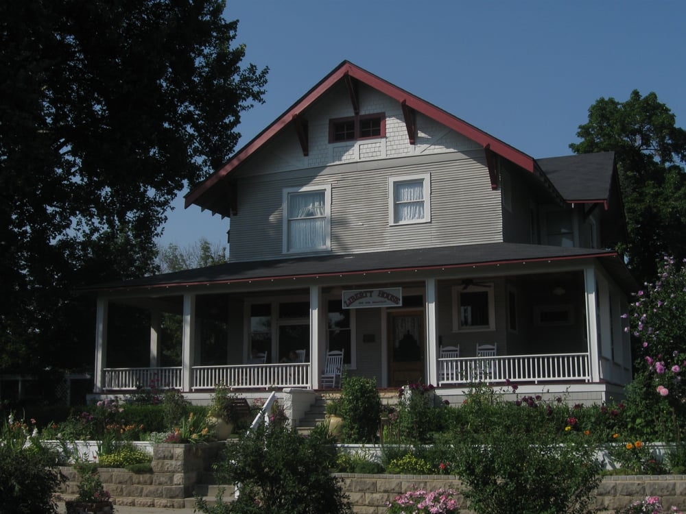 Liberty House Bed & Breakfast: 308 W Liberty St, Weiser, ID