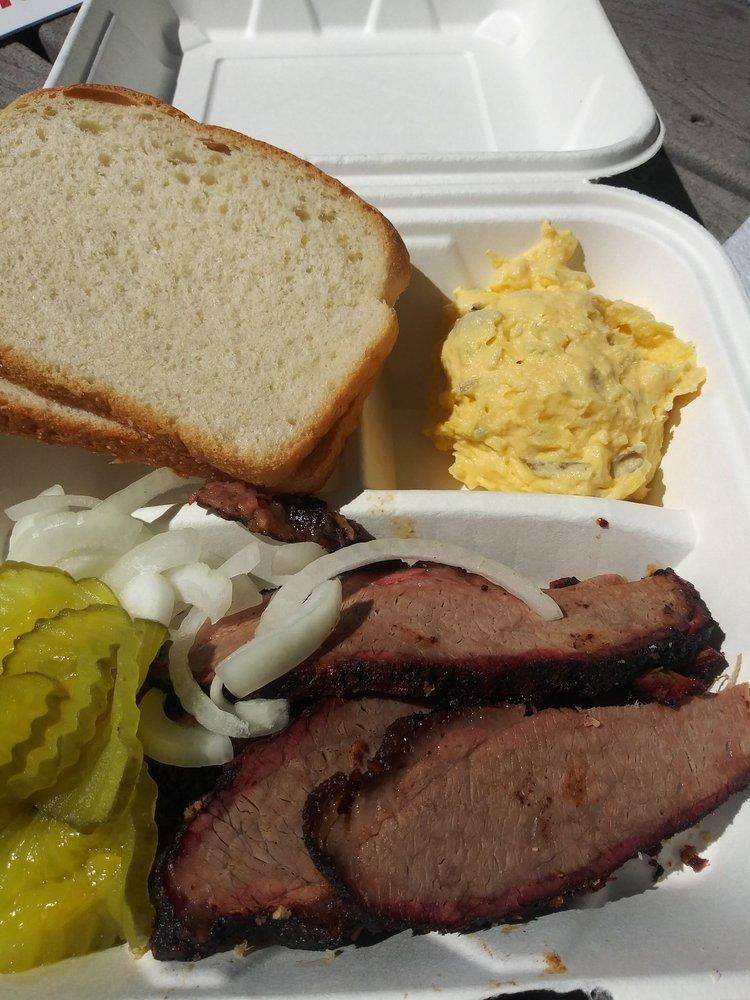 Big Doug's BBQ: 600 S Main St, Creede, CO