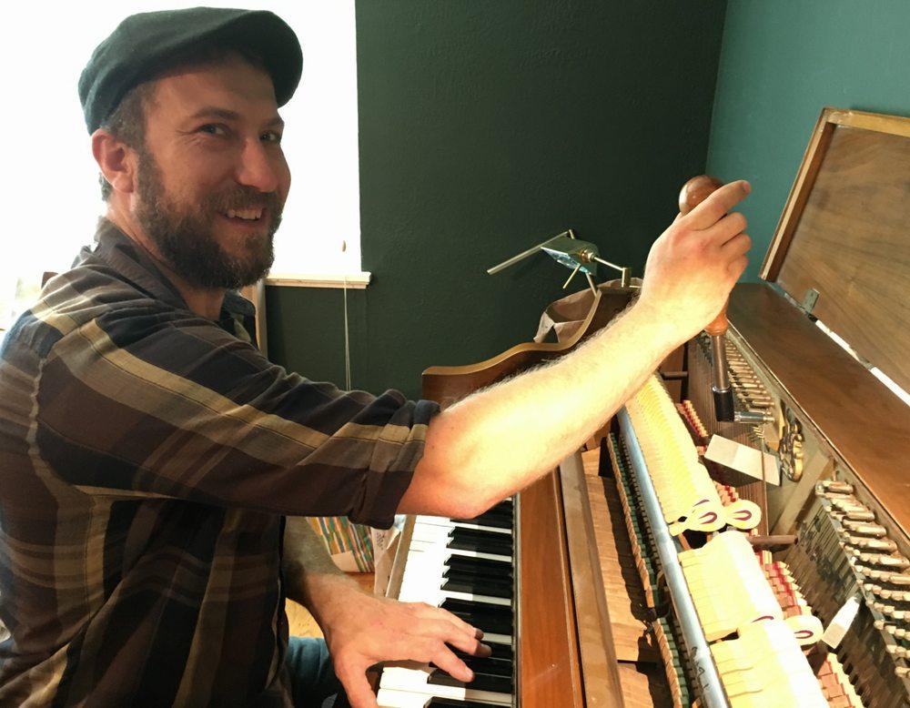 Jackson Piano Tuning & Service: 1006 Pardee St, Berkeley, CA