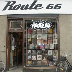 route 66 vinyl københavn