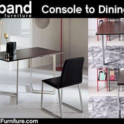 Photo Of Expand Furniture   Vancouver, BC, Canada. Console To Dining Table, Part 79
