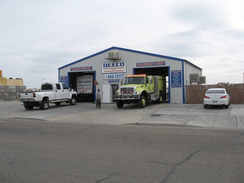DEECO Truck/Diesel Repair: 1151 Graaf Ave, Ridgecrest, CA