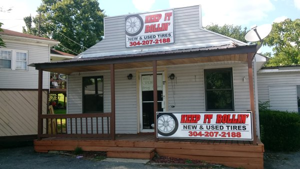 Keep It Rollin New And Used Tires 183 Rural Acres Dr Beckley