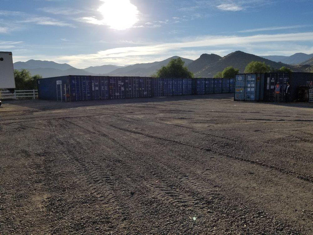 Westrup Storage Solutions: 3421 Gillespie Ave, Acton, CA