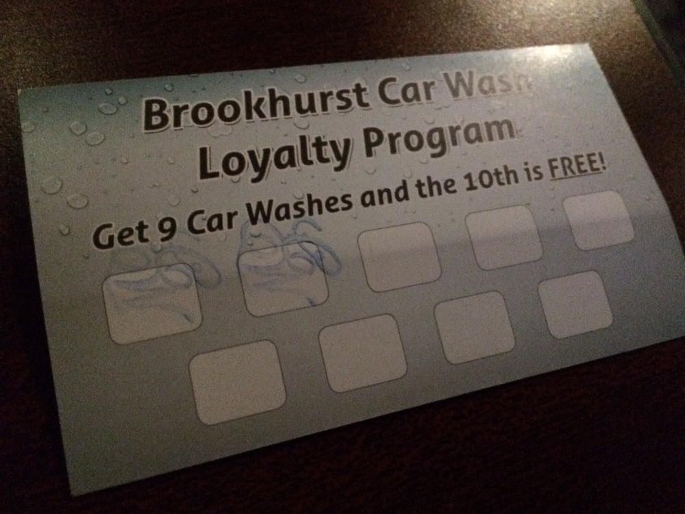 Brookhurst Car Wash Westminster Ca