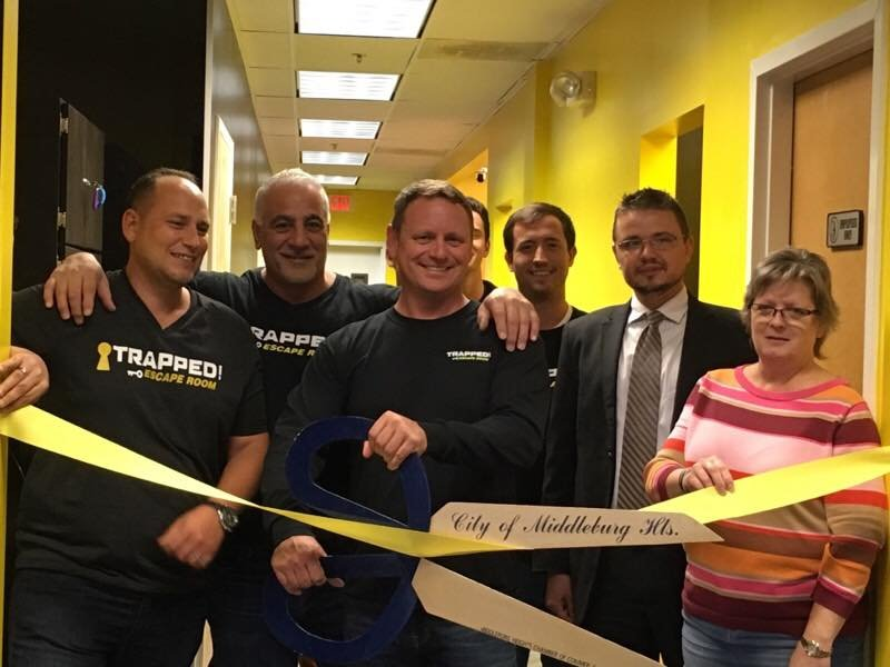 Trapped! Escape Room - Middleburg: 6749 Eastland Rd, Middleburg Heights, OH