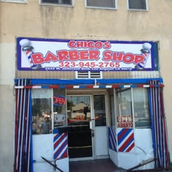 Chico's Barber Shop Barbiers 2222 W Jefferson Blvd