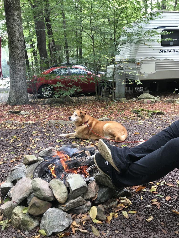Hemlock Campground & Cottages: 559 Hemlock Dr, Tobyhanna, PA