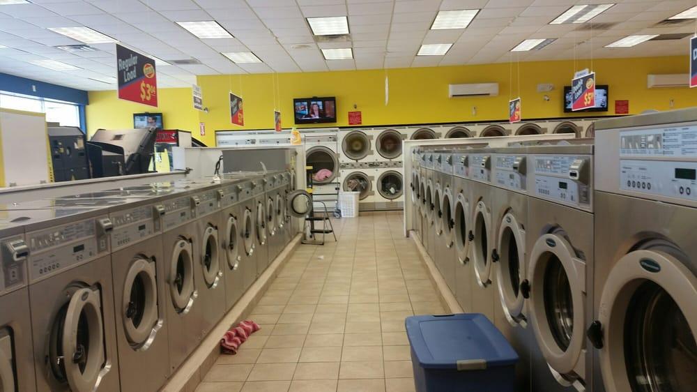 Sparkle Clean Laundromat: 2 Berlin Rd, Clementon, NJ