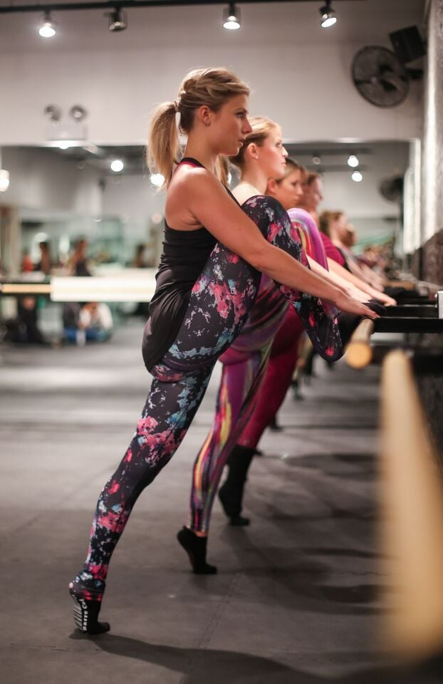 The Barre Code Plano: 4757 W Park Blvd, Plano, TX