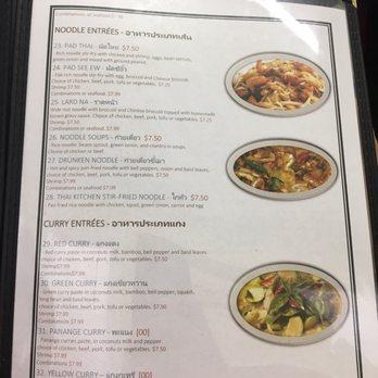 Thai Thai Restaurant Lubbock Tx