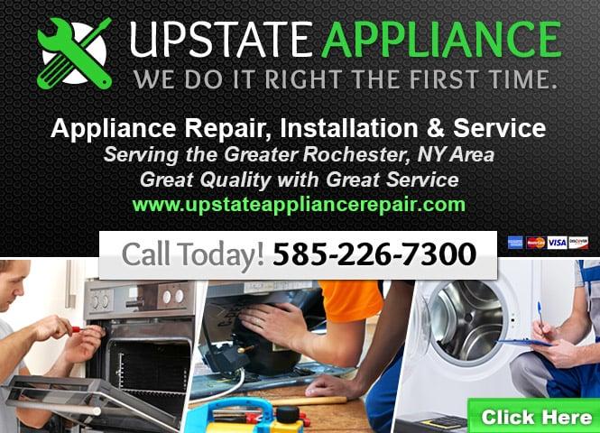 Upstate Appliance: Newark, NY