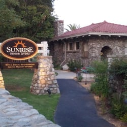 sunrise assisted living of claremont assisted living facilities
