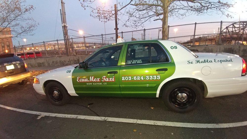 Ecuamex Taxi: 254 1/2 Grand Ave, New Haven, CT