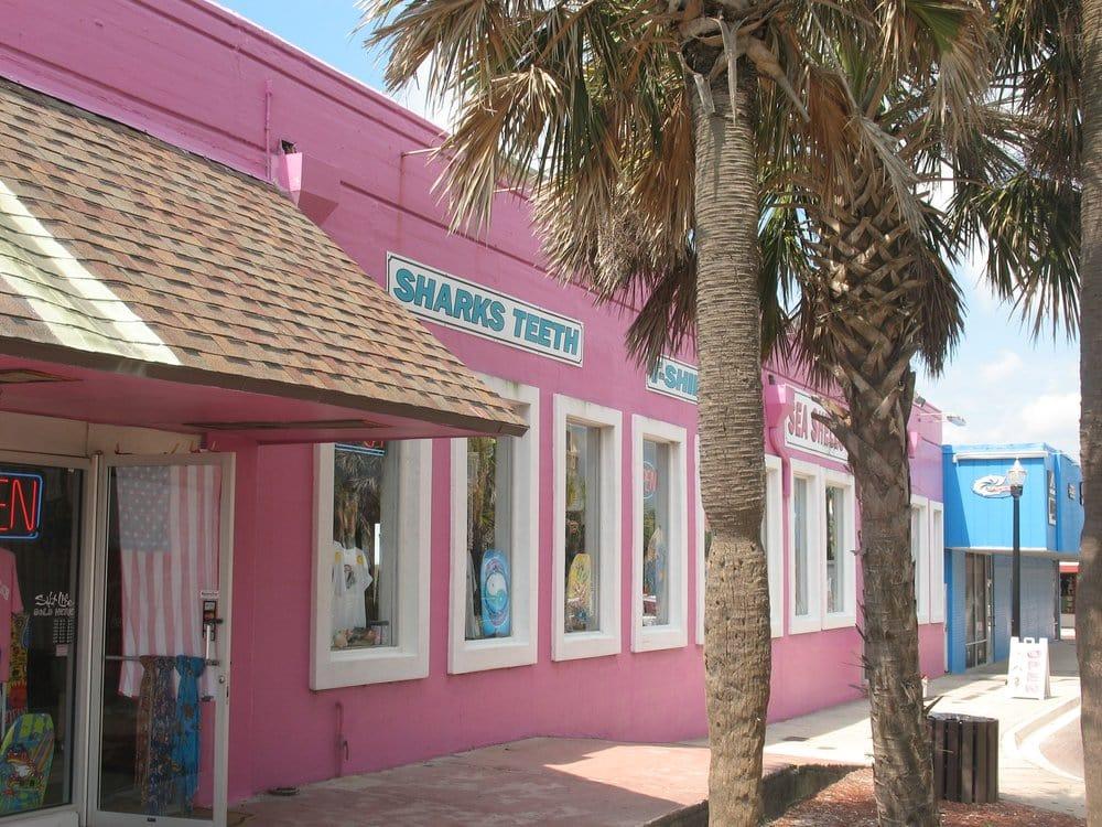 Sea Shells & Souvenirs: 230 Boardwalk, Jacksonville Beach, FL