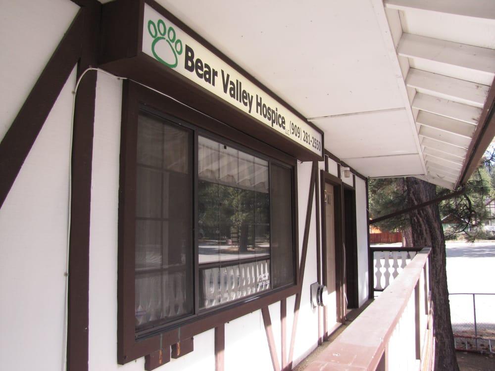 Bear valley hospice case di cura e ospizi 42011 big for Cabine di noleggio in big bear ca