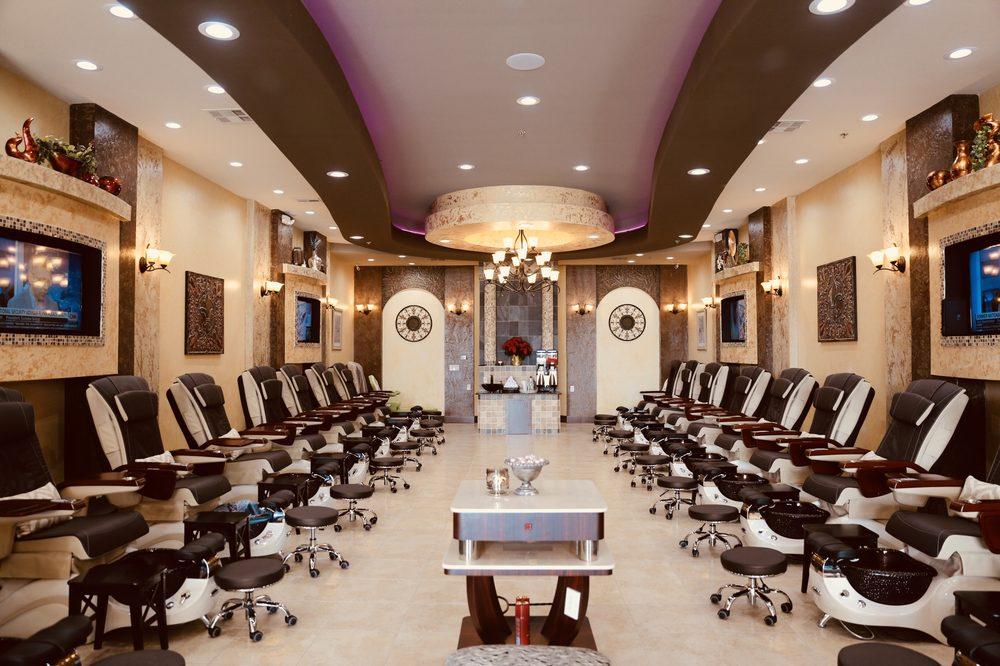 VIP Nail Lounge - 246 Photos & 10 Reviews - Nail Salons - 1800 S ...