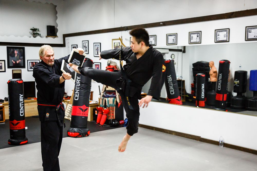 Driscoll Institute of the Martial Arts: 21 N Centre St, Pottsville, PA