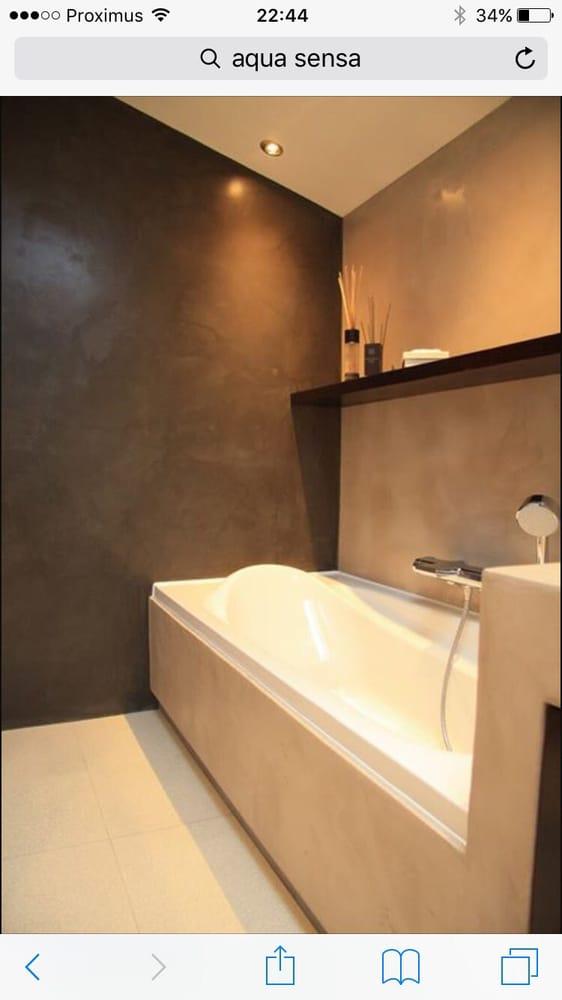 Aqua-sensa, decoratieve techniek voor badkamers en douches. - Yelp