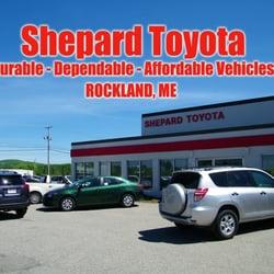 Photo Of Shepard Toyota Thomaston Me United States
