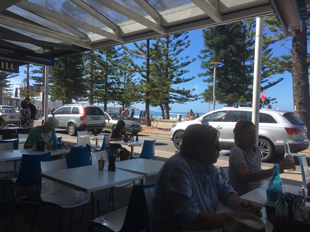 Blue Water Cafe Manly