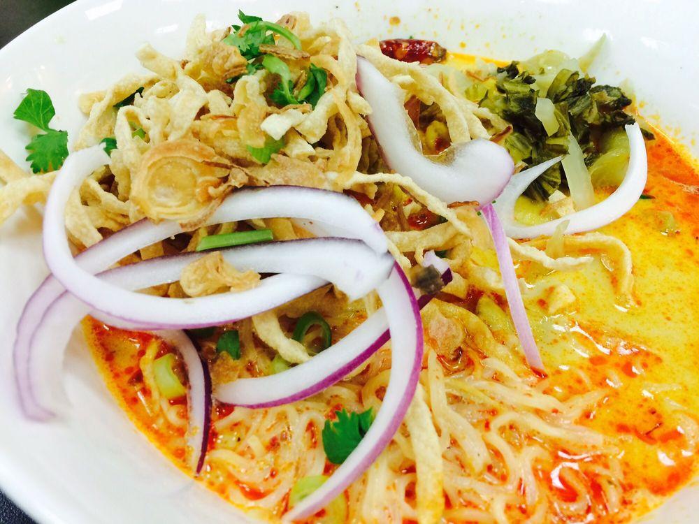 Nud pob thai cuisine 98 fotos y 269 rese as cocina for Ar roi thai cuisine