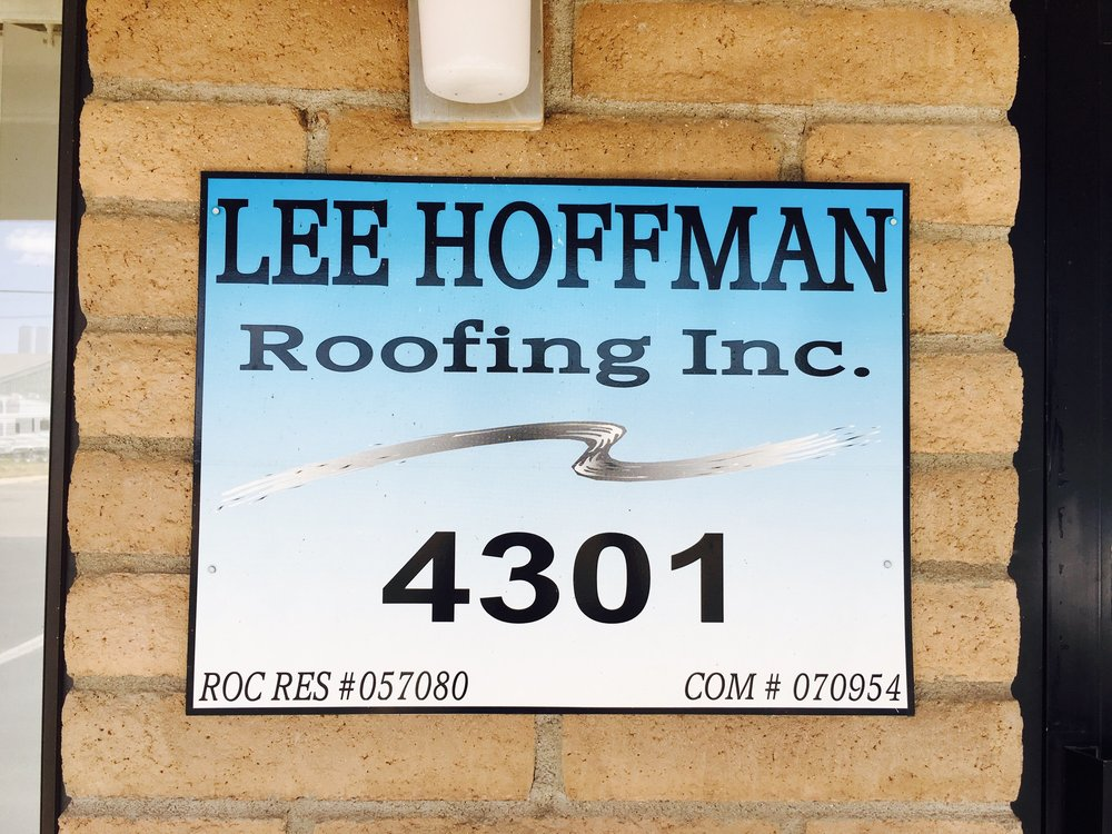 Lee Hoffman Roofing: 4301 E Tennessee St, Tucson, AZ