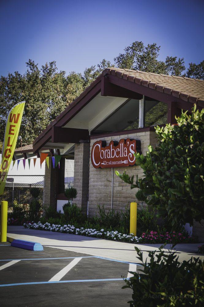 Corabella's Restaurant: 590 N East St, Woodland, CA