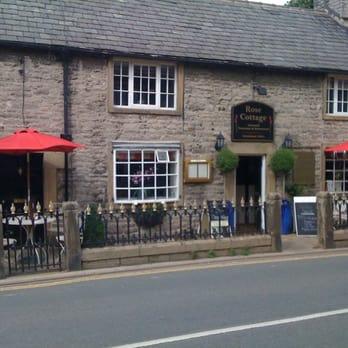 Rose Cottage Cafe Cafes Cross Street Hope Valley
