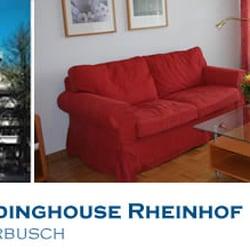 Futon Düsseldorf lindner boardinghouse rheinhof hotels moerser str 107
